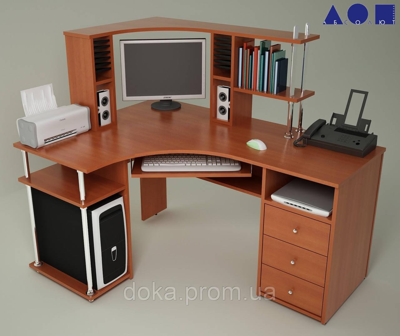 """Компьютерные столы - салон мебели """"мебельград""""."""
