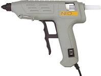 Пистолет клеевой электрический, 11 мм, 80 Вт,  регулировка температуры, NEO  17-082