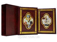 Иконы святых воинов и святых покровителей. Подарочное издание.