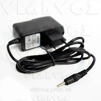 Сетевое зарядное для планшета и видеокамеры Sertec ST-T4 DC jack 2,5 мм.