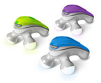 Ручной мини-массажер Ribbit от HoMedics