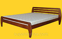 Кровать из натурального дерева Тис Нова