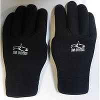 Рукавиці BS Diver Ultrablack 5мм (перчатки для подвойдной охоты)