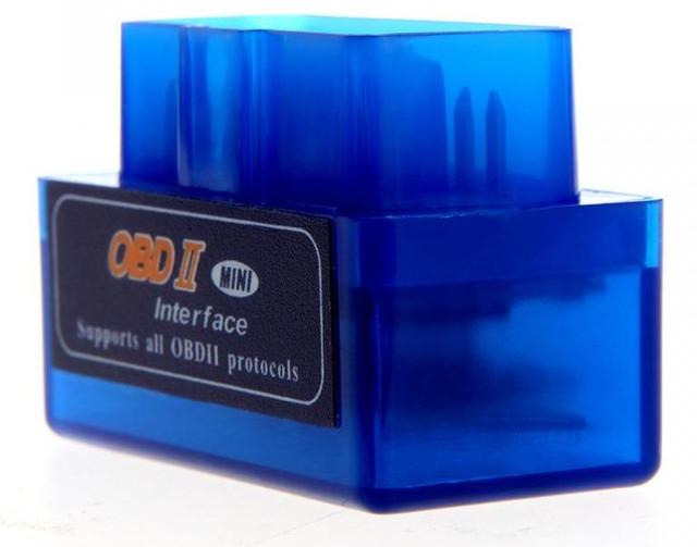 Диагностический сканер MINI OBD2 ELM327 Bluetooth (Бортовой компьютеры Блютуз ELM327) рус. инструкция - фото 2