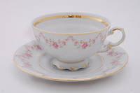Leander Чашка чайная с блюдцем Соната 200мл 07120425-0158