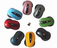 Мышь TT1103 беспроводная USB Манипулятор мышь  2.4G HP Design