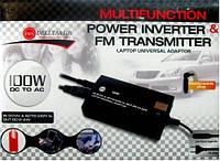Блок питания DL-100D NEW  Вход: 12V или 220V Выход:12-24V, USB 5В/1,5А