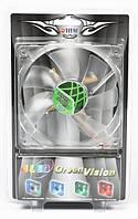 Вентилятор Titan TFD-12025GT12Z/LD1  Z-bearing, 120х120х25мм, светящий