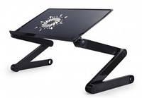 Столик для ноутбука Omax C6; FAN; мини-трансформер; 52*27*35CM; 0,8кг
