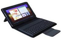 """Беспроводная Bluetooth мини-клавиатура с чехлом  для   I Pad 10"""""""