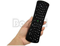 Клавиатура беспроводная с мышкой для андроид Smart TV и Android TV Box