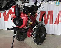 Дизельный мотоблок Bulat BT1100BE (9л.с., ел. стартер), фото 1