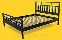 Кровать из натурального дерева Тис Виано