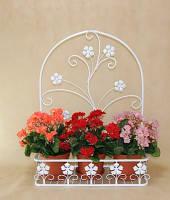 Подставка для цветов прованс Мальва 02 большая