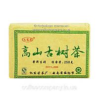 Чай пуэр прессованный Шен 2011 года 250г