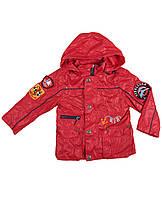 Детская демисезонная куртка для мальчика Baby Line р.92-116