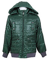Детская демисезонная куртка для мальчика Baby Line р.122-146