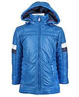 Детская демисезонная куртка для мальчика Snowimage р.128,122