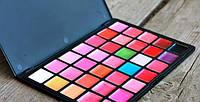 Палитра Палетка помад 35 цветов Профессиональный набор