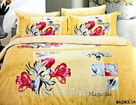 Комплект постельного белья Le Vele сатин MAGNOLIA