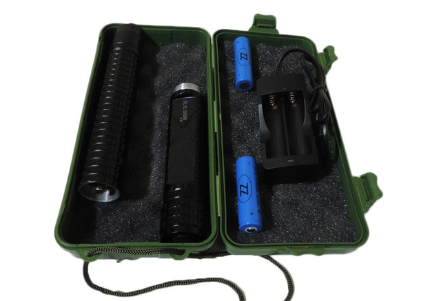 Электрошокер Металлическая дубинка X8 (разборная дубинка-шокер Спецназ Кореи), купить электрошокер X8 + фонарь - фото 4