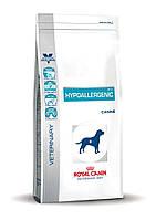 Royal Canin Hypoallergenic Dog гипоаллергенный корм для собак Украина