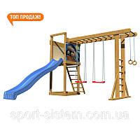 Спортивно-игровая площадка №15 для улицы детям