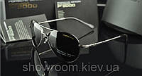 Солнцезащитные очки Porsche Design c поляризацией (p-8510 хром)