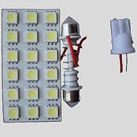 Светодиодный модуль в подсветку салона 5050-18