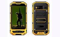 телефон land rover a8 желтый памяти 1/8 батарея 3000 мАч