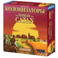 Игра настольная Мир Хобби Колонизаторы 1116