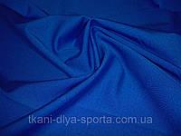 Бифлекс с нежным блеском  синий