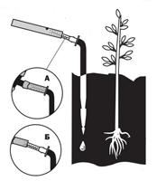 Набор капельного полива 60 растений