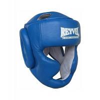 Шлем тренировочный REYVEL Винил Синий размер L