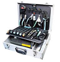 Большой набор инструментов для обслуживания сетей Pro'sKit PK-4302BM