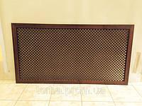 Экран декоративный Колумбия орех 1280х680 мм. (МДФ)