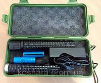 Электрошокер дубинка SHER X8 ( 3 в 1 )