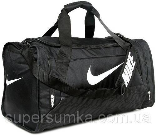 Спортивная сумка для тренировок 55 л. Nike BA4829-001 черный
