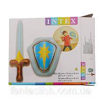 """Надувные игрушки INTEX 44600 """"Щит и меч"""" набор 2 шт IKD /56-1"""