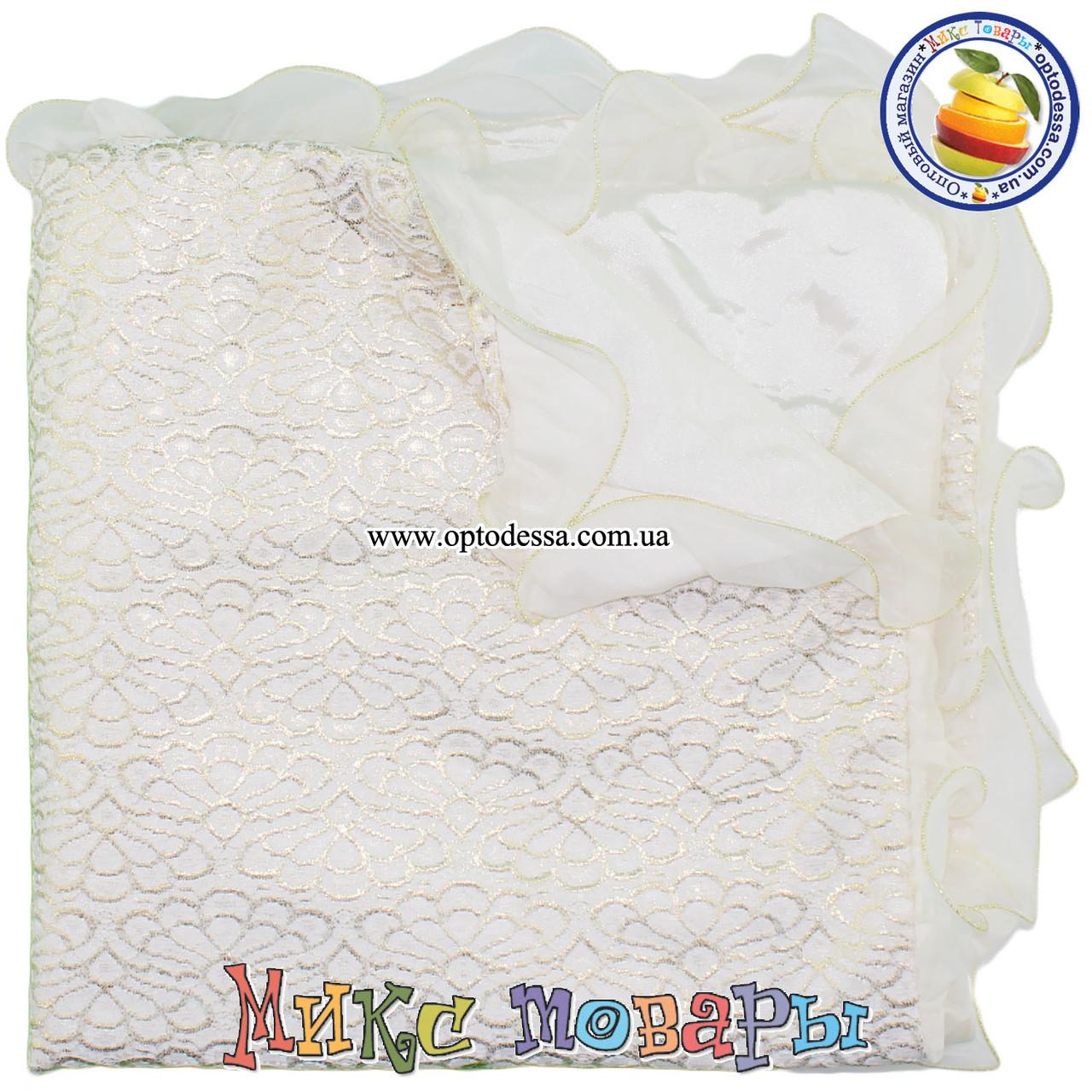 Одеяло из синтепона на выписку из