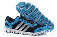 Кроссовки мужские Adidas ClimaCool Modulate черно-синие