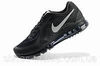 Мужские кроссовки Nike Air Max 2014 черные