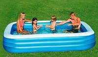 Надувной семейный бассейн Intex Family Pool 58484 , 305x183x56 см
