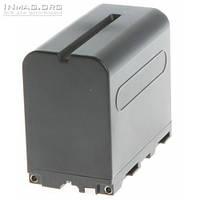 Аккумулятор для видеокамеры Sony NP-F970, 6600mAh.