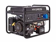 Електрогенератор газ-бензин Hyundai HHY 7000FGE Hybrid (5.5 кВт)