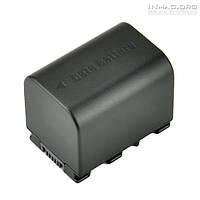Аккумулятор для видеокамеры JVC BN-VG121, 2670 mAh.