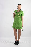 Платье с болеро №13090 зеленое  M.  Артикул: 136695   Цена розн: 443.00 грн.  Цена опт: 348.00 грн.