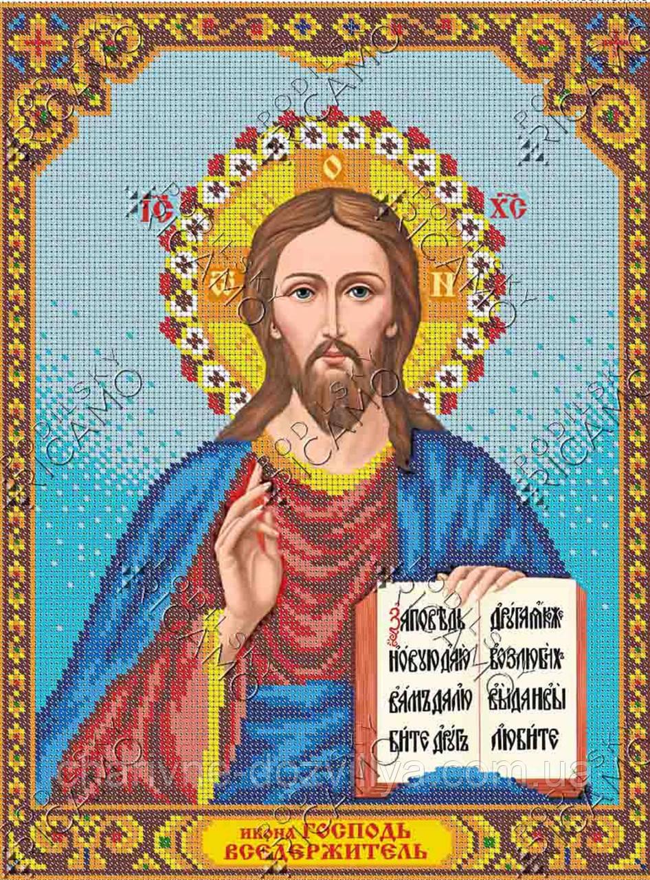 Вышивка иисус христос 97