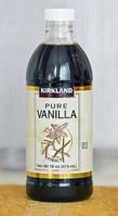 Натуральный экстракт ванили Kirkland Signature Pure Vanilla Extract. (код 02694)