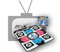 Танцевальный коврик  usb TV для детей и взрослых